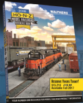 Walthers 913-2018 Walthers Catalog All Scale (Z/N/HO) Reference Book 2018